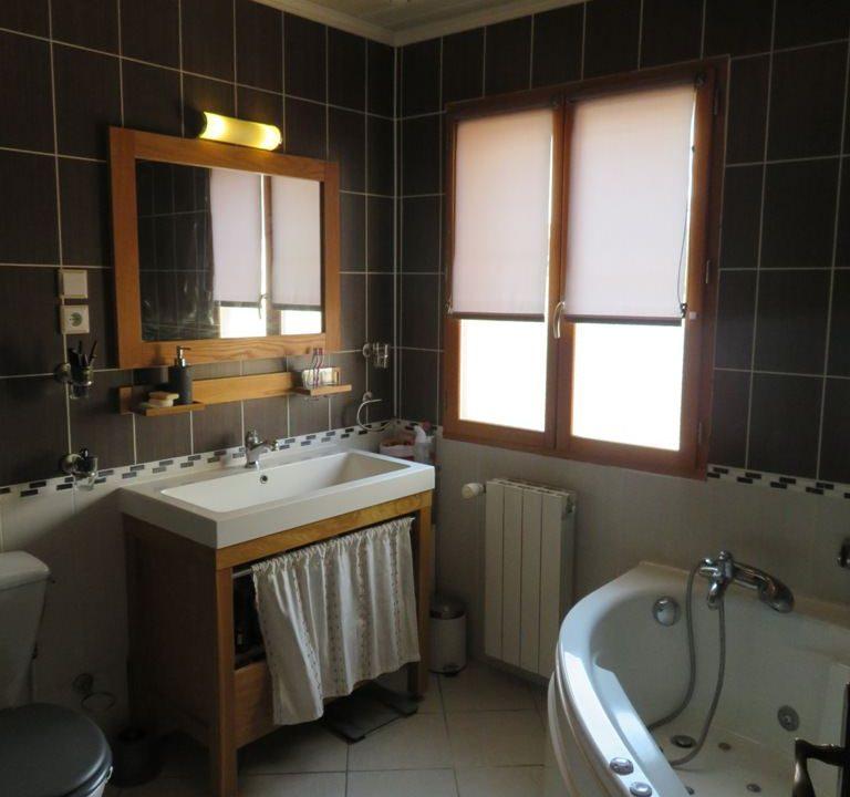 br 009 villa centre rieumes salle de bains et douche