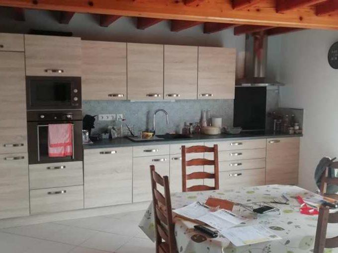 is 014 maison de village rieumes samatan cuisine