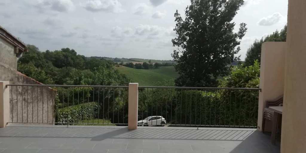 is 014 maison de village rieumes samatan terrasse vue