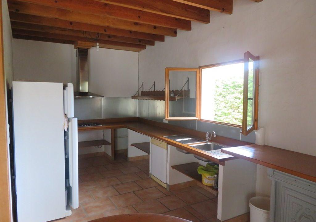 is 018 maison de village canton de rieumes cuisine