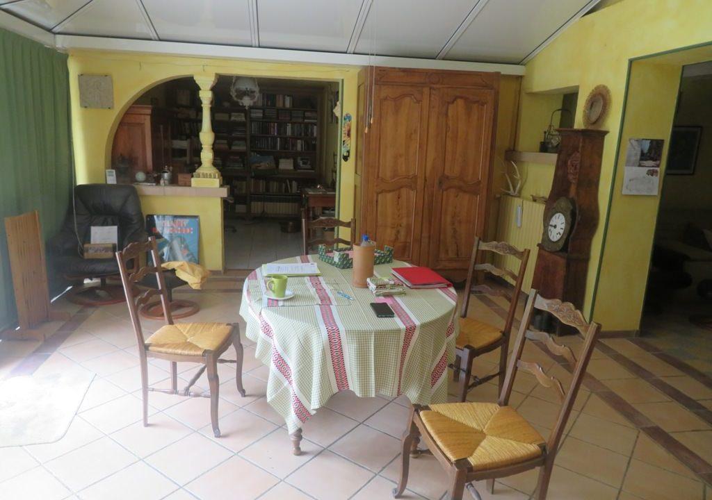 is 016 maison de village gers salle a m 2
