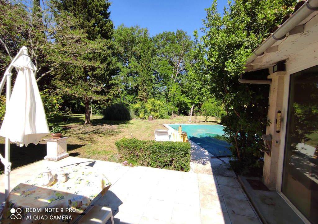 is 016 maison de village gers terrasse jardin 2
