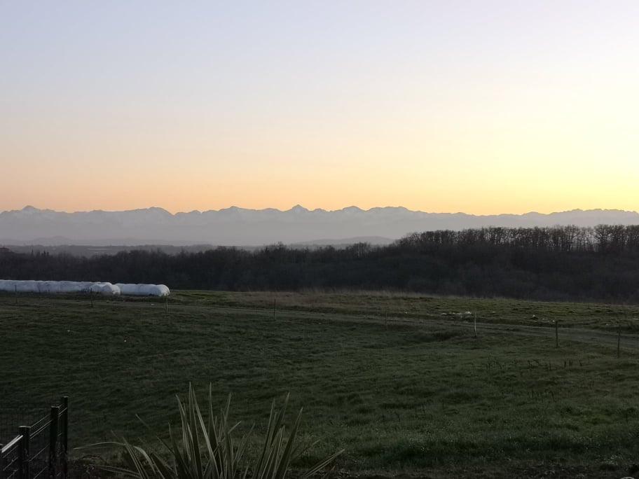is 020 villa campagne vue sur les pyrenees 2